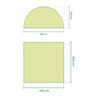 Coleman Event Shelter 4,5 x 4,5